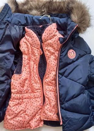 Куртка ,девочка зима