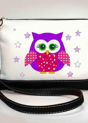Новая детская сумка с совой