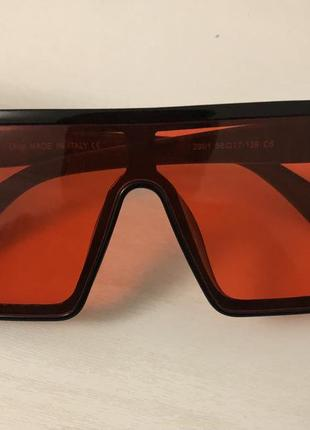Стильные очки - маска
