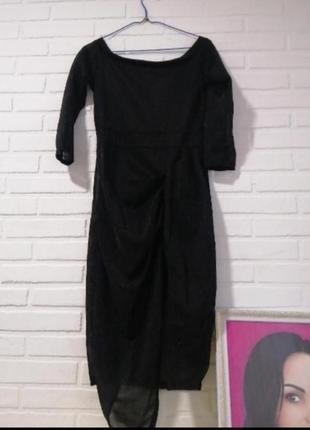 Новое платье с люрексом,возможен обмен