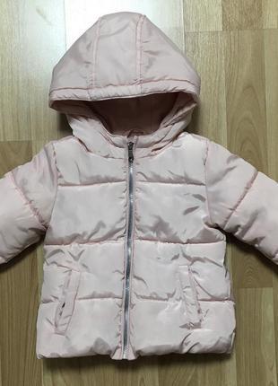 Куртка reserved, рост 74 см, состояние отличное
