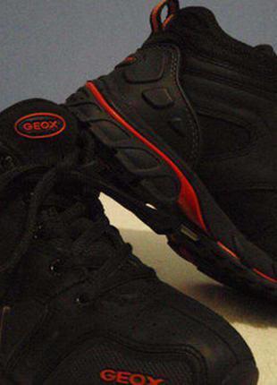 Ботинки geox кожаные демисезонные, 31 размер,19 см