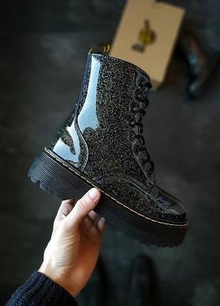 Шикарные женские зимние ботинки топ качество dr. martens ❄️😍🎁