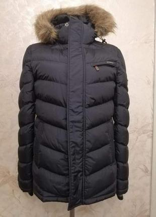 Фирменная зимняя куртка braggart