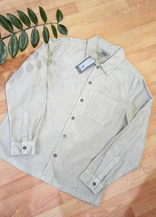 Вельветова рубашка 100% cotton