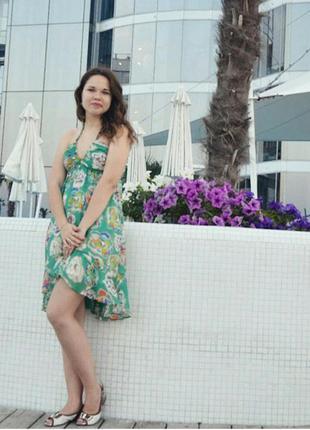 Легкое летнее платье  kira plastinina