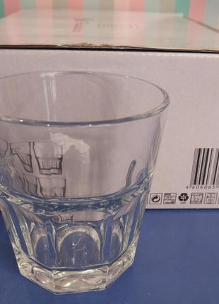 Набор стаканов для 208 мл касабланка