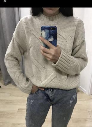 Укорочённый свитер newlook