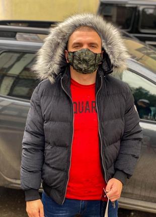 Теплая зимняя курточка. производитель турция.