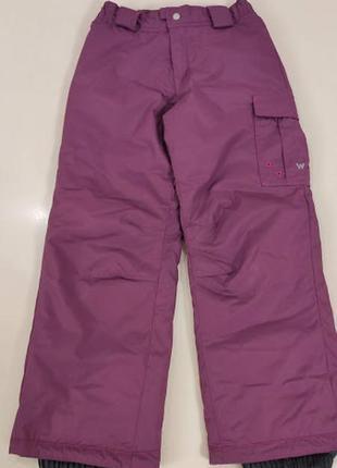 Теплые штаны зимние