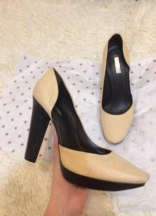 Шикарные туфли calvin klein original