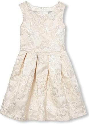 Нарядное платье чилренплейс