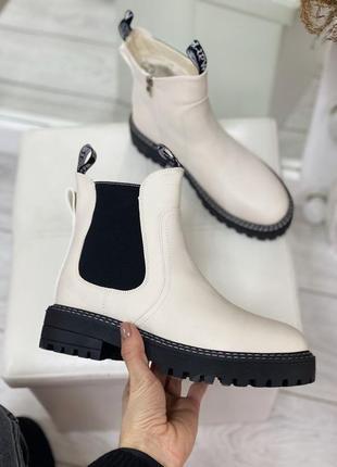 Ботинки челси2 фото