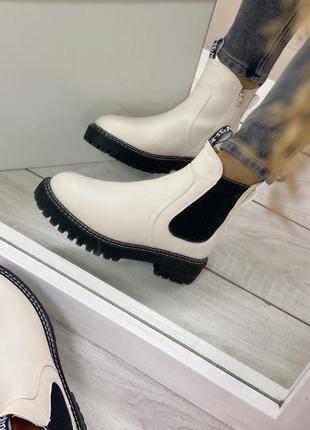 Ботинки челси4 фото