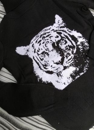 Стильные свитера для маленьких 👨4 фото