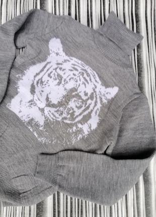 Стильные свитера для маленьких 👨5 фото