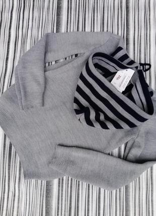 Стильные свитера для маленьких 👨8 фото