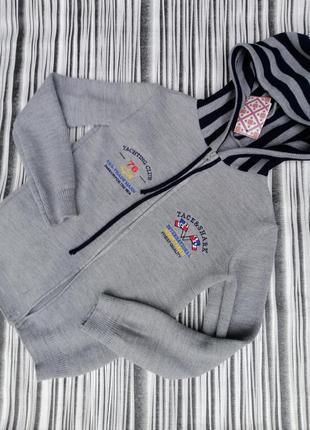 Стильные свитера для маленьких 👨9 фото