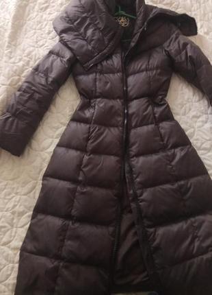 Пухове пальто