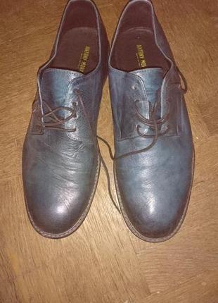 Antony morato туфли