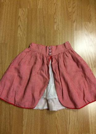 Крутая пышная юбка,юбочка+подарок яркая маечка