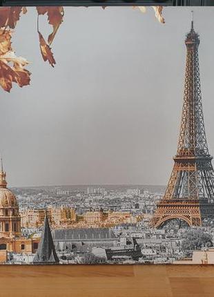 Картина париж большая