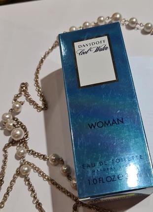 Духи davidoff cool water woman 30 ml