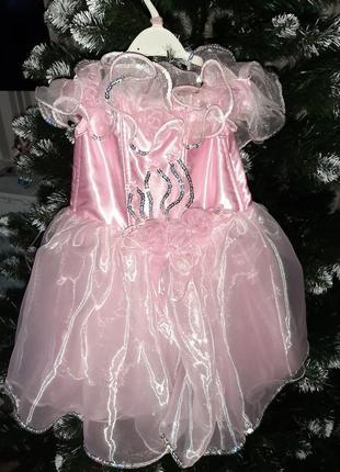 Карнавальный костюм. кукла. принцесса. новогоднее платье.