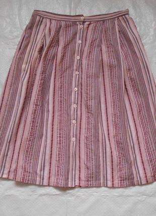 Актуальная юбка хлопок