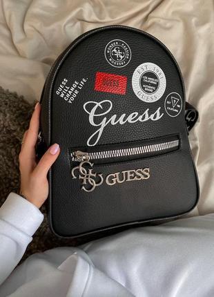 Рюкзак guess черный женский😍