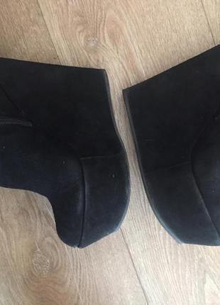 Ботильоны ботинки nila&nila италия