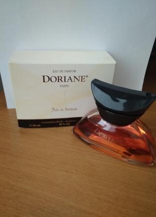 Doriane yves de sistelle для женщин 60 мл.парфюмированая вода.оригинал.