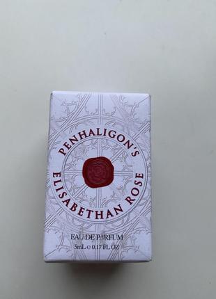 Нишевая парфюмерия penhaligon's