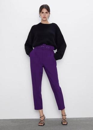 Крутые брюки зара