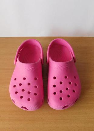 Кроксы crocs 32-33 р. по стельке 21,1 см