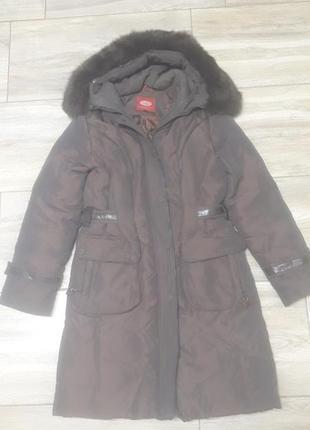 Куртка - пуховик 44 -46