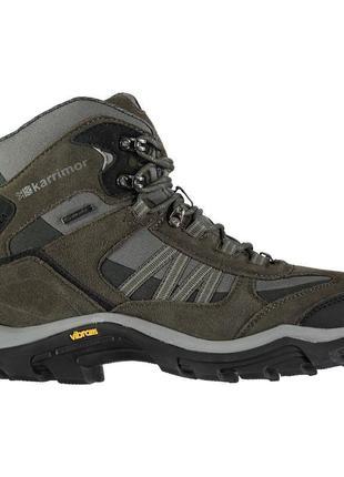 Karrimor кожаные мужские ботинки