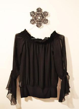 Блузка, вечерняя кофта