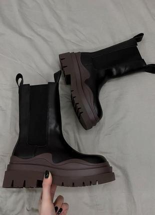 Ботинки veneta черевики