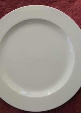 Тарелка обеденная 25 см тм alt porcelain