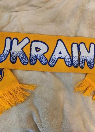 Шарф ukraine
