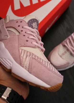 Nike wmns huarache txt pink