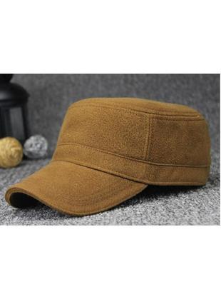 Теплые зимние кепки