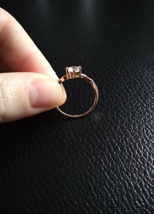 Кольцо медзолото хюпинг 18 р
