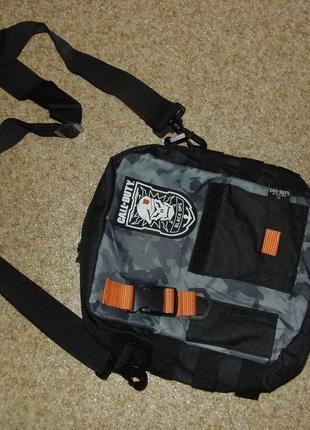 Тактическая сумка слинг official call of duty: black ops 4