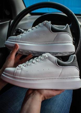 Alexander mcqueen 🍏 стильные женские кроссовки макквини