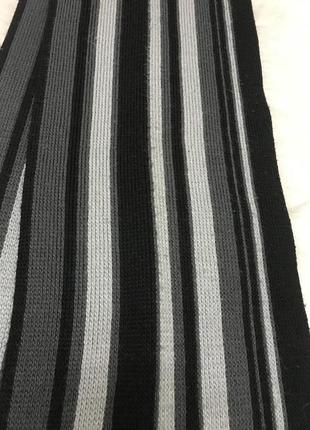Шарф мужской puma фирменный классический стиль adidas nike4 фото