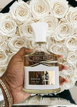 Creed aventus for her парфюмированная вода 75 ml  женские