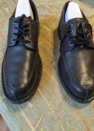Туфли ботинки sebago