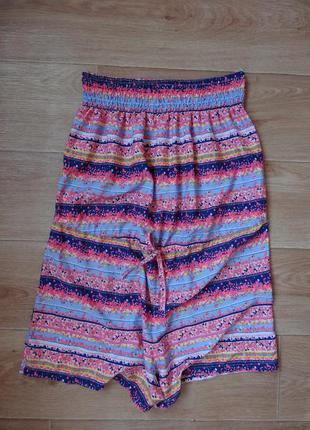 Снизила цену летний комбинезон -шорты , очень легкий s-размер